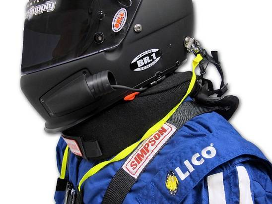 Bell Racing Helmets >> Simpson Offroad SFI Hybrid Neck Collar | UPR.com Racing Supply