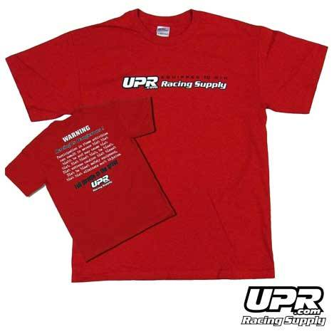 UPR Warning Label T-Shirt