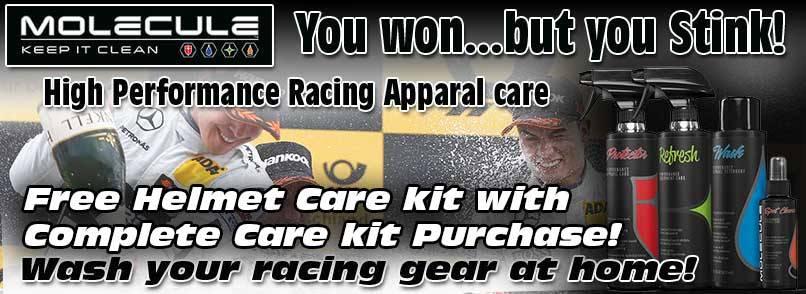 Molecule Racing Accessories Bonus Sale | UPR.com Racing Supply
