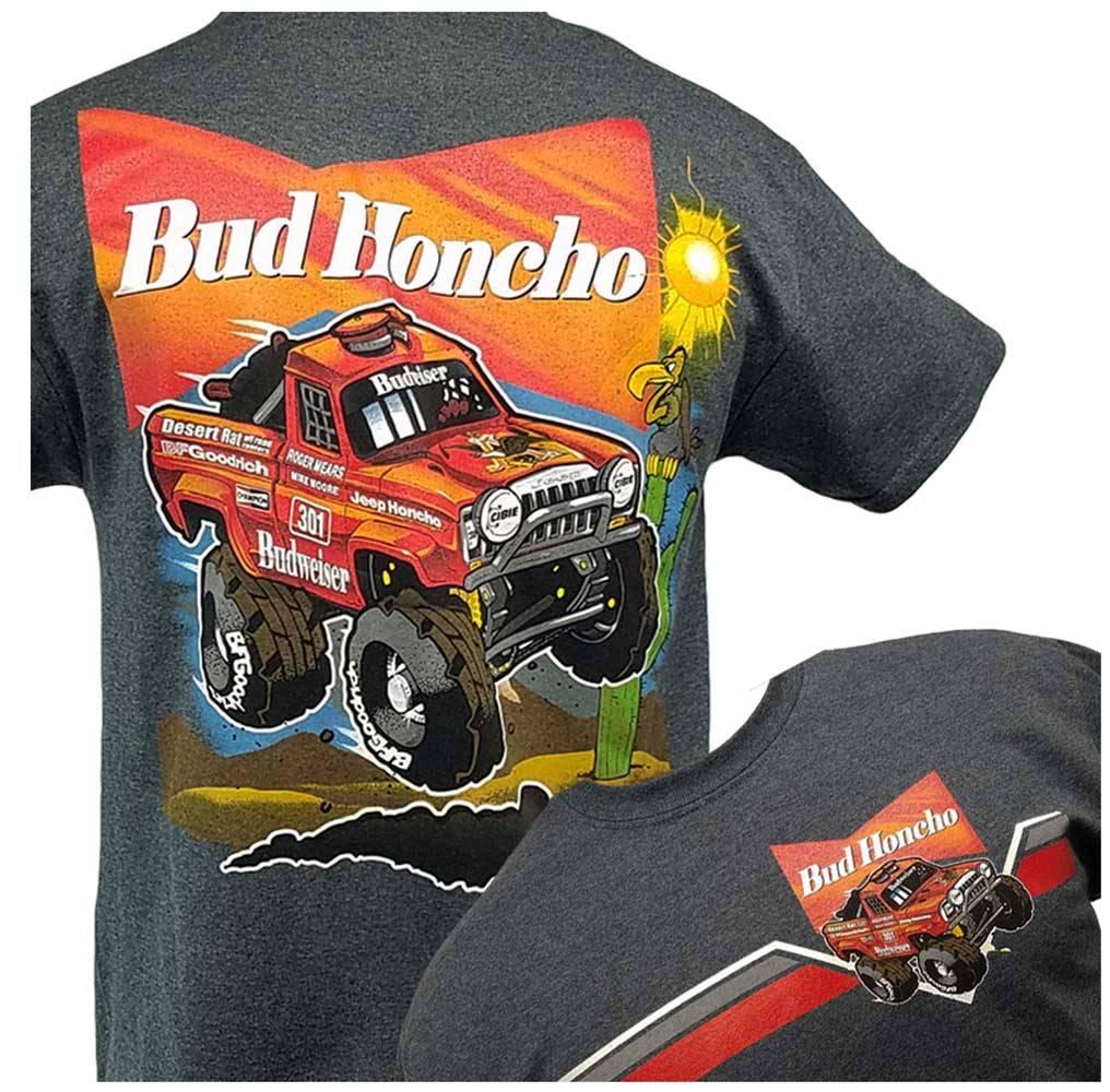 Official Bud Honcho T-Shirt