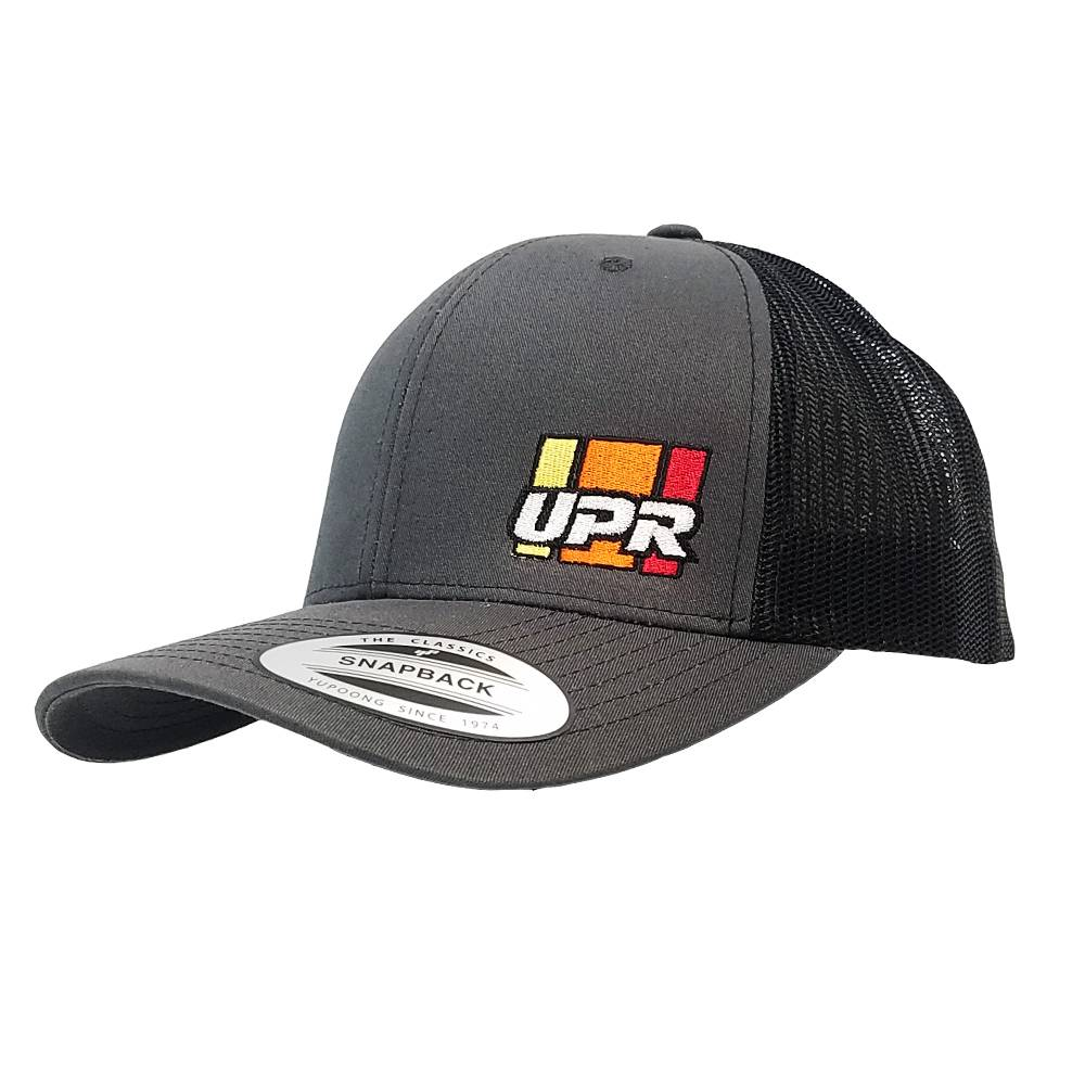 UPR Stripes Trucker Hat
