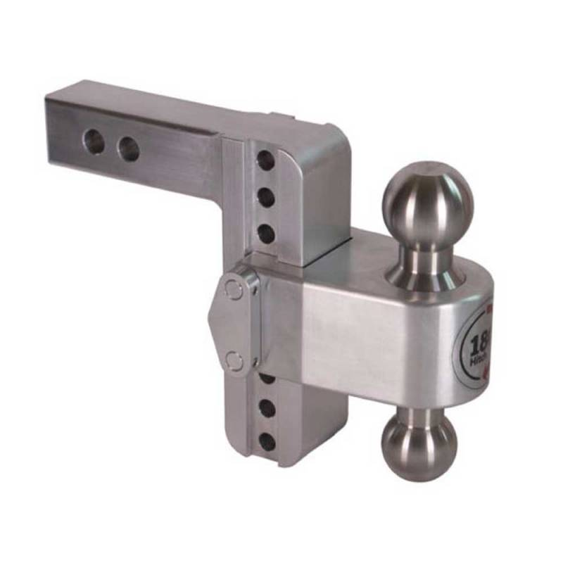Adjustable Drop Hitch
