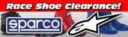 Race Shoe Clearance