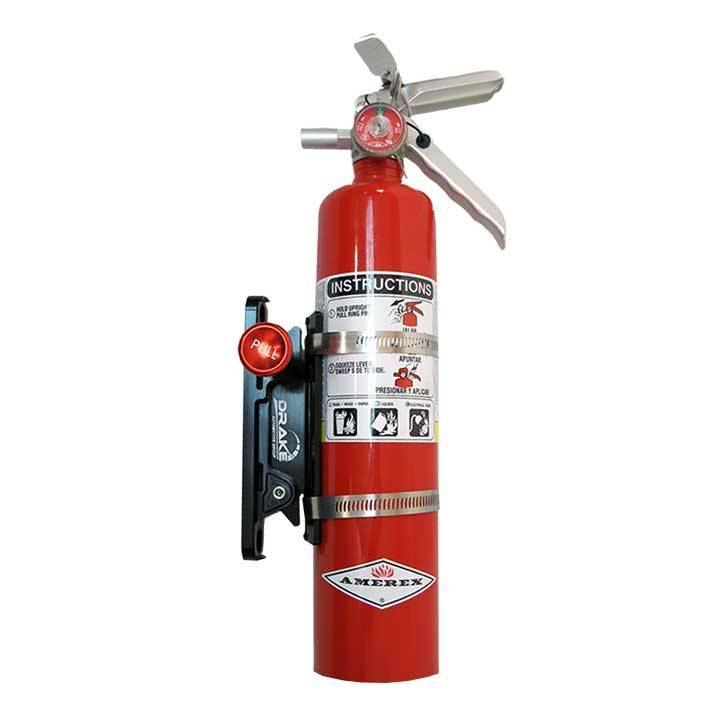 Drake Fire Extinguisher Mount