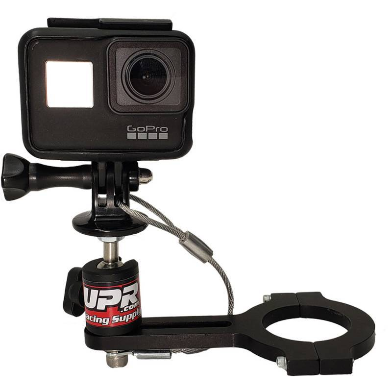 Extreme Duty GoPro Roll Bar Camera Mount