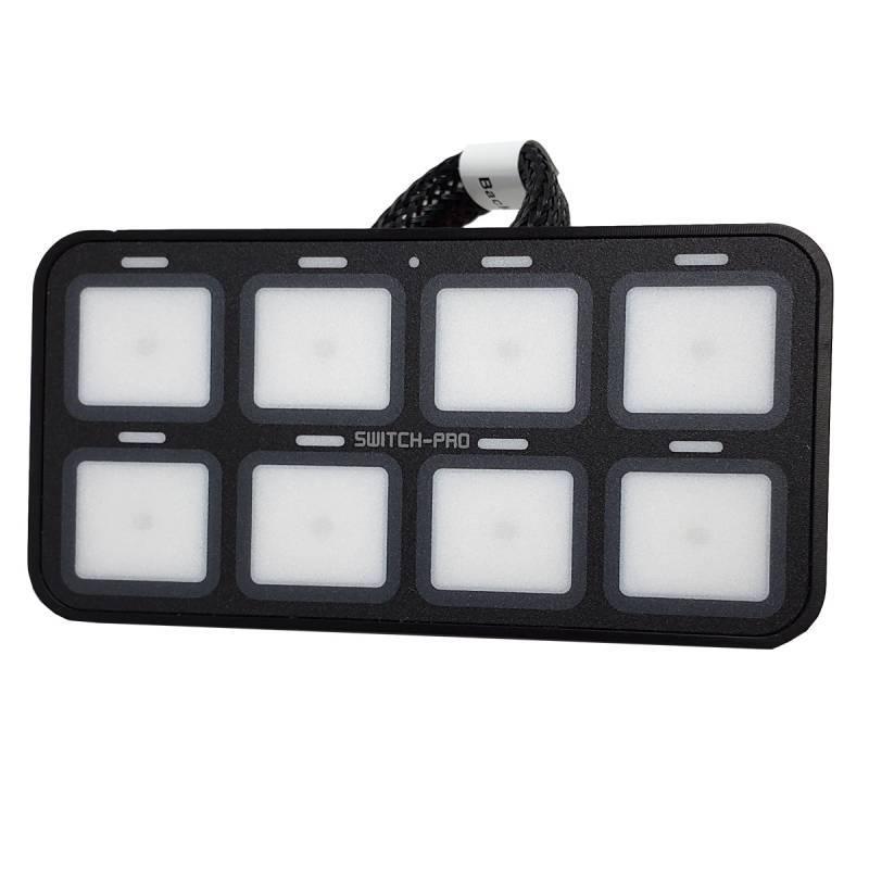 Switch-Pros SP-9100 8 Switch Panel