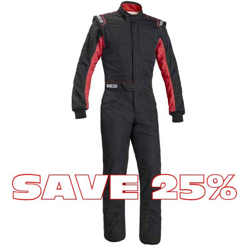 Sparco Sprint RS-2.1 BC Racing Suit