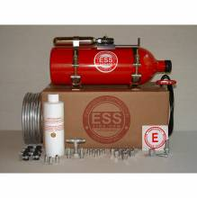 ESS - Fire System 5.0lb 3 Nozzle AFFF System