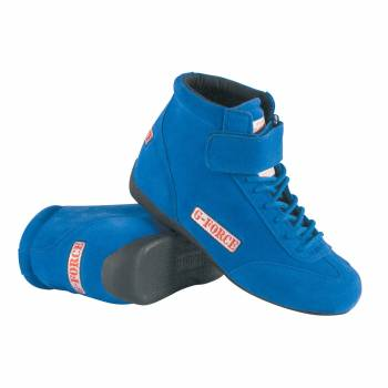 G Force - G Force 235 RaceGrip Mid-Tops Racing Shoe - Image 1