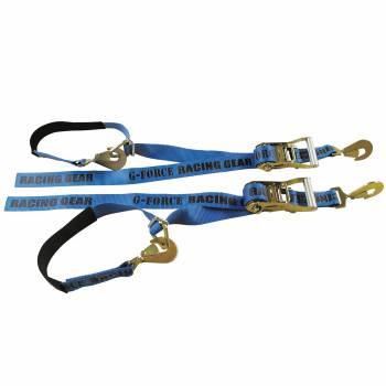 G Force - G-Force Ratchet Tie Down Combo