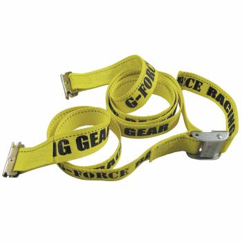 G Force - G-Force E-Track Tie Downs