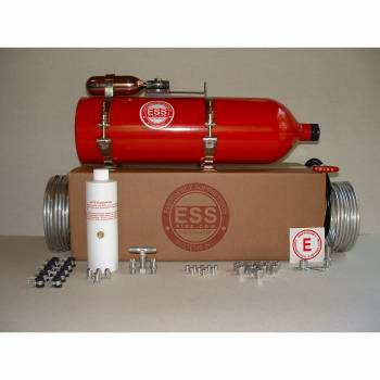 ESS - Fire System 10lb 4 nozzle System - Image 1