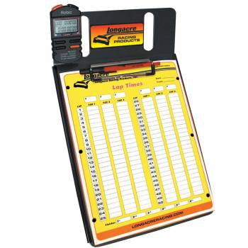 Longacre - Longacre Car Clipboard with Timer