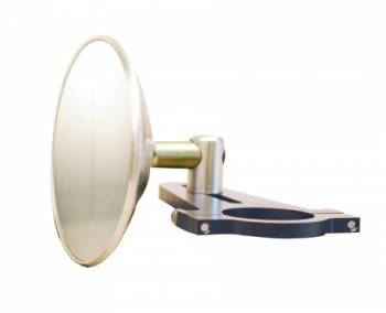 Longacre - Longacre Spot Mirror Clamp On