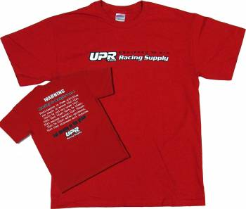 UPR - UPR Warning Label T Shirt