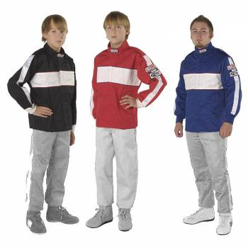 G-Force Closeout  - G Force 105 Youth Top (1Layer) - Image 1