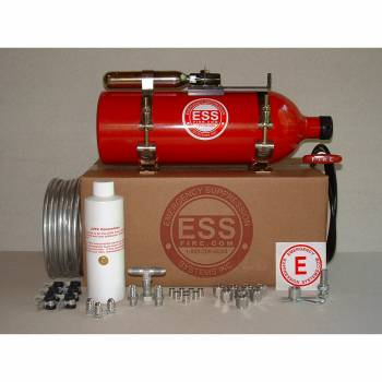 ESS - Fire System 1 Liter 1 Nozzle AFFF System