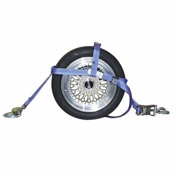 G Force - G-Force Tire Bonnet with Tie Down Ratchet