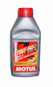 Motul - Motul RBF600 Brake Fluid