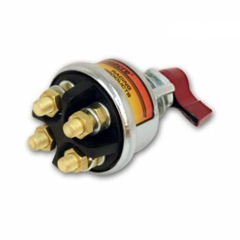 Longacre - Longacre Battery Disconnect - 4 Terminal - High Capacity - Image 1