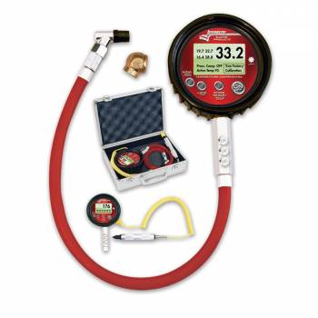 Longacre - Longacre Temperature Compensated Digital Tire Pressure Gauge