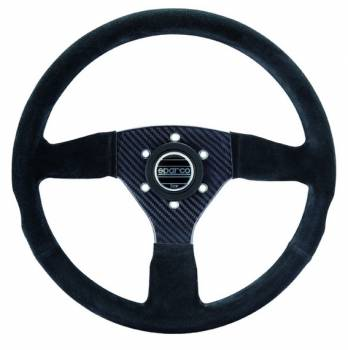 Sparco - Sparco Carbon 385 Steering Wheel