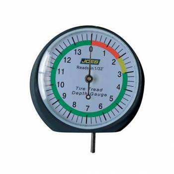 Joes Racing - Joe's Analog Dial Tread Depth Gauge - Image 1