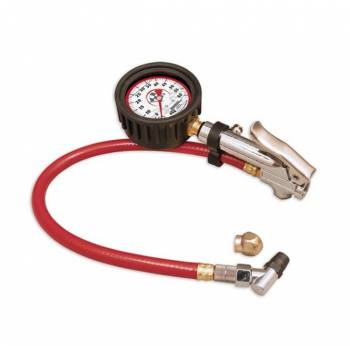 Longacre - Longacre Quick Fill Tire Gauge 0-60 PSI - Image 1