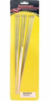 "Longacre - Longacre Steel Ties 14""  4 Pack"