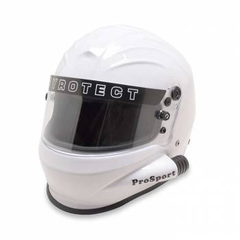 Pyrotect - Pyrotect Pro Sport Air Large White Wired - Image 1
