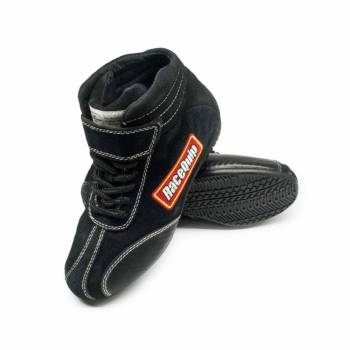 RaceQuip - RaceQuip Youth SFI Euro Carbon-L Racing Shoes|Size (Youth): 8.5 - Image 1