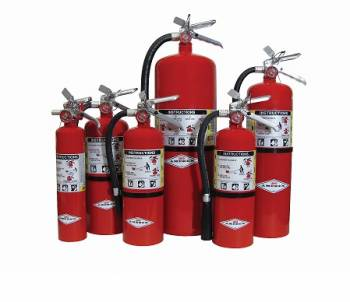 AMEREX - Amerex ABC Fire Extinguisher