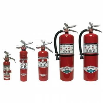 AMEREX - Amerex Halotron Fire Extinguisher