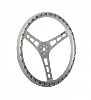 "Joes Racing - Joes 13"" Dished Steering Wheel, Aluminum"