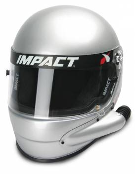 Impact Racing - Impact Racing 1320 Side Air, Snell 15, Silver - Image 1