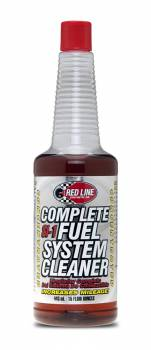Red Line Synthetic Oil - Red Line SI-1 Fuel System Cleaner - 15 oz.