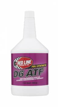 Red Line Synthetic Oil - Red Line Synthetic ATF - D6 ATF, Mercon SP, Dextron VI, Toyota WS, GL-4