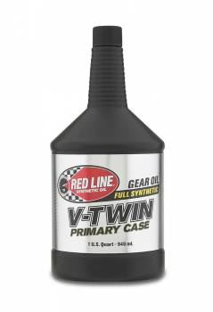 Red Line Synthetic Oil - Red Line Synthetic V-Twin Primary 12-Case Oil - 20W60