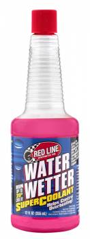 Red Line Synthetic Oil - Red Line Water Wetter - 12 oz.
