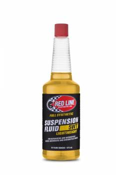 Red Line Synthetic Oil - Red Line Suspension Oil 16 oz.. - Lightweight
