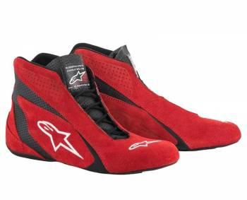 Alpinestars Closeout - Alpinestars SP Shoe 2018 Red/Black 9 - Image 1