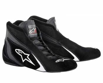 Alpinestars - Alpinestars SP Shoe 2018 Black/White 9.5 - Image 1