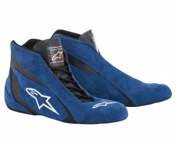 Alpinestars - Alpinestars SP Shoe 2018 Blue/Black 9.5 - Image 1