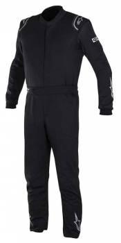 Closeout Alpinestars - Alpinestars Delta Suit Black 54 - Image 1