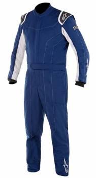 Alpinestars - Alpinestars Delta Suit Blue/Navy/Silver 58