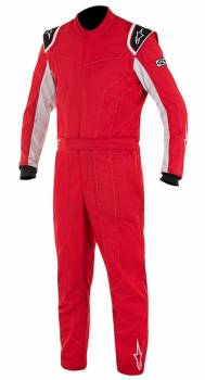 Alpinestars - Alpinestars Delta Suit Red/Silver 62