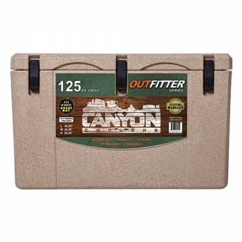 Canyon Coolers - Canyon Cooler Outfitter 125 Quart Cooler