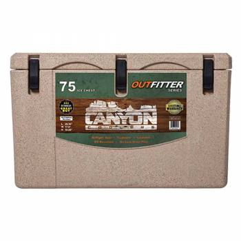 Canyon Coolers - Canyon Cooler Outfitter 75 Quart Cooler