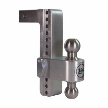 """Weigh Safe - 180 Degree Hitch 10"""" Drop w/ 2"""" Receiver - Image 1"""