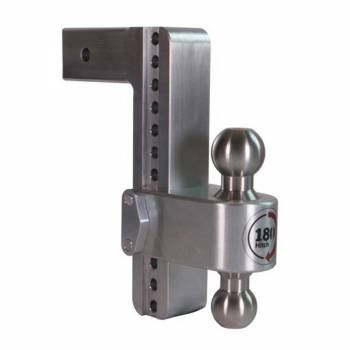 "Weigh Safe - 180 Degree Hitch 10"" Drop w/ 2.5"" Receiver"